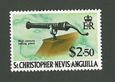 St. Kitts, Nevis & Anguilla Scott Cat. No. 221, MNH