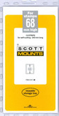 68 x 240 mm Scott Mount  (Scott 941 B/C)
