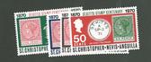 St. Kitts, Nevis & Anguilla Scott Cat. No. 230-233 (Set), MNH