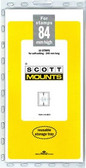 84 x 240 mm Scott Mount (Scott 945 B/C)