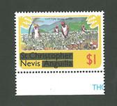 Nevis, Scott Cat. No. 0104, MNH