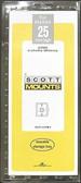 25 x 265 mm Scott Mount (Scott 1035 B/C)