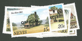 Nevis, Scott Cat. No. 0011-0022 (Set), MNH