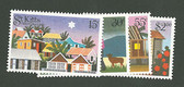 St. Kitts, Scott Cat. No. 127-130 (Set) , MNH