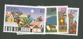 St. Kitts, Scott Cat. No. 127-130 (Set) , MNH