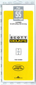55 x 265 mm Scott Mount (Scott 950 B/C)