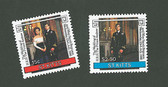 St. Kitts, Scott Cat. No. 181-182 (Set) , MNH