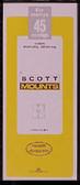 45 x 265 mm Scott Mount (Scott 1030 B/C)