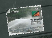 Nevis, Scott Cat. No. 1546-1551 (Set), MNH