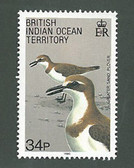 British Indian Ocean Territory, Scott Cat. No.98, MNH