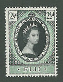 Fiji, Scott Cat No. 145, (Set), Used