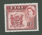 Fiji, Scott Cat No. 126, Used