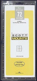72 x 265 mm Scott Mount (Scott 1031 B/C)