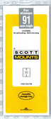 91 x 265 mm Scott Mount (Scott 953 B/C)