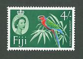 Fiji, Scott Cat No. 186, H