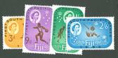 Fiji, Scott Cat No. 199-202, MNH