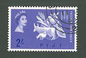 Fiji, Scott Cat No. 198, Used