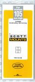 105 x 265 mm Scott Mount (Scott 954 B/C)