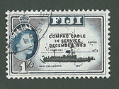 Fiji, Scott Cat No. 205, Used