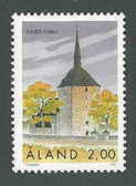 Aland, Scott Cat. No. 043, MNH