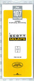 107 x 265 mm Scott Mount (Scott 955 B/C)