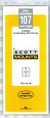 107 x 265 mm Scott Mount (Scott 955 B/C)