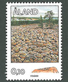 Aland, Scott Cat. No. 034, MNH