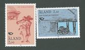Aland, Scott Cat. No. 073-074 (Set), MNH