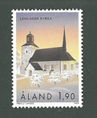 Aland, Scott Cat. No. 089, MNH