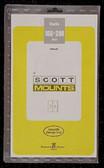 Scott Mounts Souvenir Sheets/Small Panes -  160 x 200 mm (964 B/C)