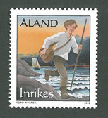 Aland, Scott Cat. No. 304, MNH