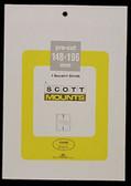 Scott Mounts Souvenir Sheets/Small Panes -  148  x 196 mm (972 B/C)