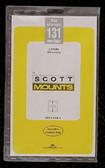 Scott Mounts Souvenir Sheets/Small Panes -  229 x 131 mm (968 B/C)