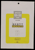 Scott Mounts Souvenir Sheets/Small Panes -  129 x 122 mm (989 B/C)