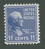United States of America, Scott Cat. No. 0816 (Set), MNH