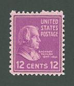 United States of America, Scott Cat. No. 0817 (Set), MNH