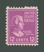 United States of America, Scott Cat. No. 0817 (Set), MNH
