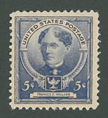 United States of America, Scott Cat. No. 0872 (Set), MNH