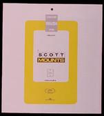 Scott Mounts Souvenir Sheets/Small Panes -  156 x 264 mm (1003 B/C)