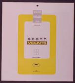 Scott Mounts Souvenir Sheets/Small Panes -  159 x 259 mm (1005 B/C)