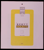 Scott Mounts Souvenir Sheets/Small Panes -  223 x 187 mm (1006 B/C))