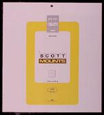Scott Mounts Souvenir Sheets/Small Panes -  159 x 270 mm (1004 B/C)