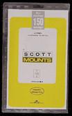 Scott Mounts Souvenir Sheets/Small Panes -  165 x 150 mm (1009 B/C)