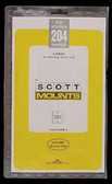 Scott Mounts Souvenir Sheets/Small Panes -  156 x 204 mm (1018 B/C)