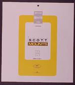 Scott Mounts Souvenir Sheets/Small Panes -  201 x 176 mm (1026 B/C)