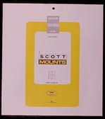 Scott Mounts Souvenir Sheets/Small Panes -  181 x 213 mm (1034 B/C)