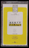 Scott Mounts Souvenir Sheets/Small Panes -  176 x 124 mm (Scott 1027 B/C)