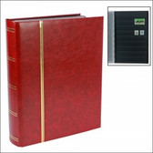 Safe Publications - 64 Page Full-Size Traditional Wine Stockbook