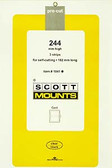 Scott Mounts Souvenir Sheets/Small Panes -  182 x 244 mm (1041 B/C)