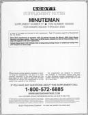 Scott Minuteman Album Supplement, 2005 #37